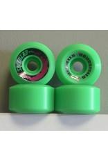 Speedlab Wheels Speedlab Bombshells 2 Green 57mm 99a Wheels (Set of 4)
