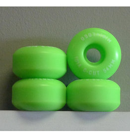 Mini Logo Mini Logo C Cut Green 54mm  101a Wheels (set of 4)