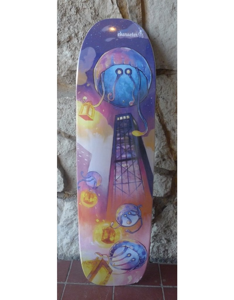 Character Character New Chicago Deck - 8.75 x 32.875 (Shape C)