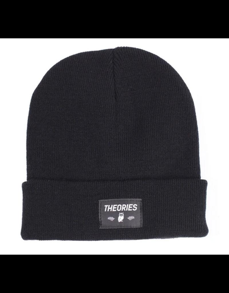 Theories Brand Theories Moluch Acrylic Beanie - Black