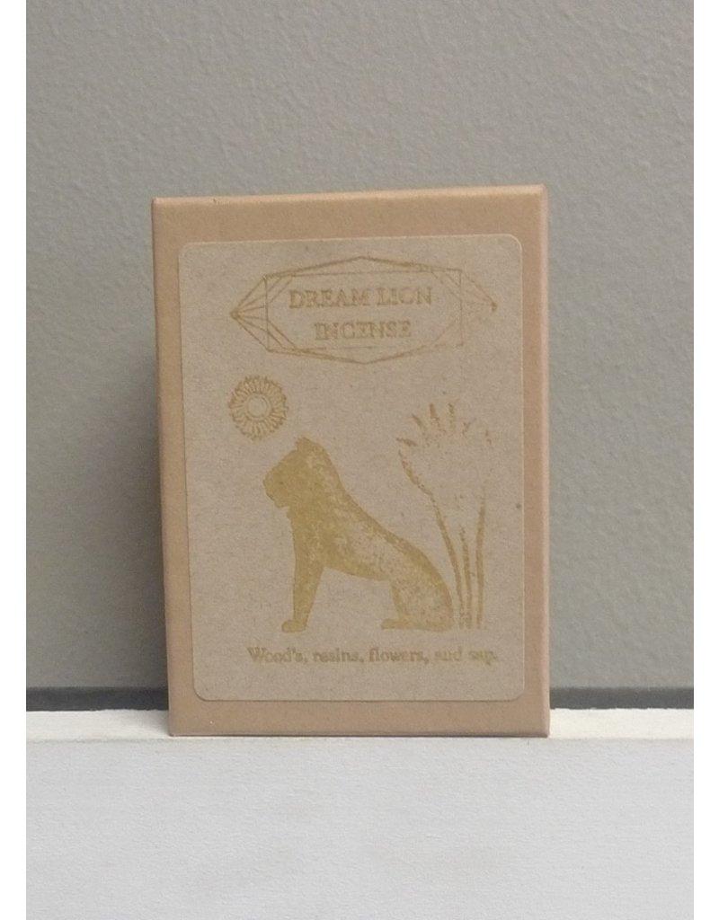 Birch Dream Lion Incense - Creative Imagination