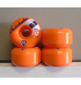 Autobahn Autobahn Torus  Ultra Le Orange 55mm 100a Wheels (set of 4)