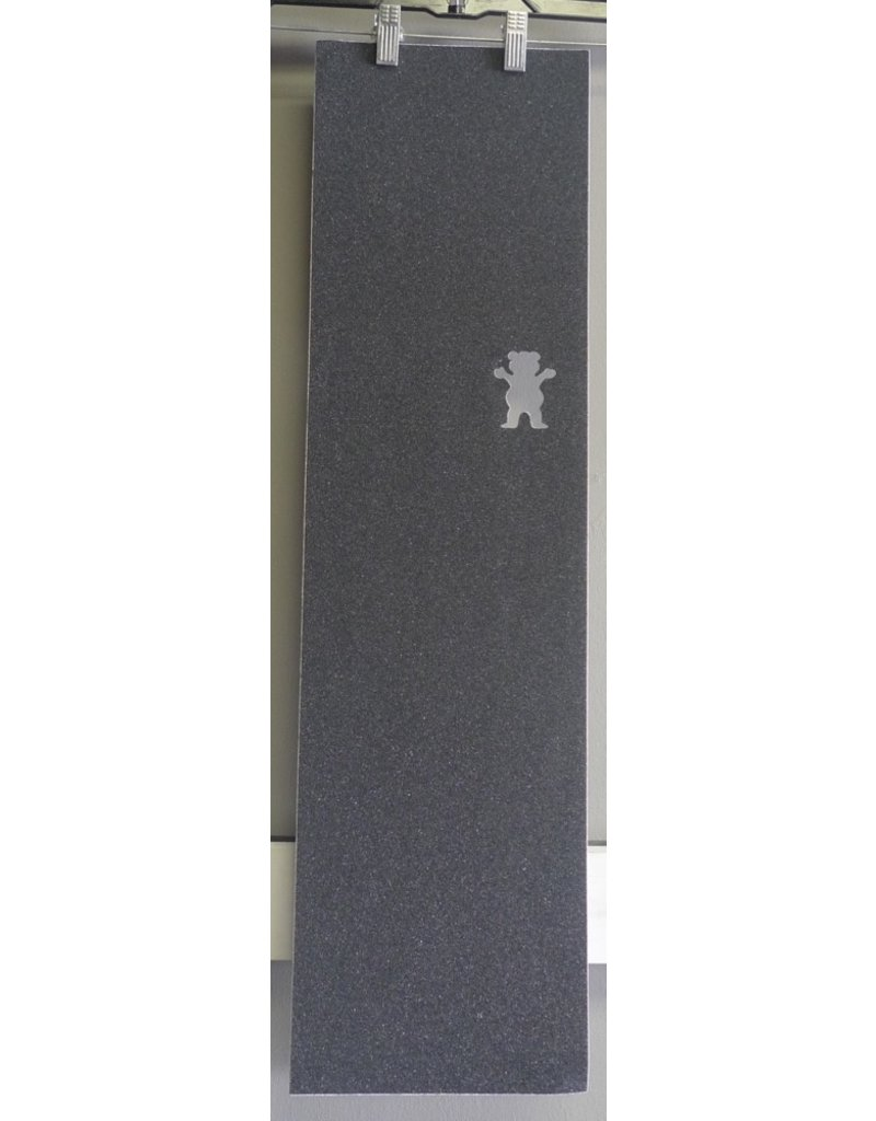 """Grizzly Grizzly Bear Cut Out """"Regular"""" Perforated 9"""" grip Sheet"""