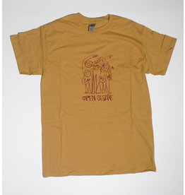 Open Sesame Open Sesame Synergy T-shirt - Gold