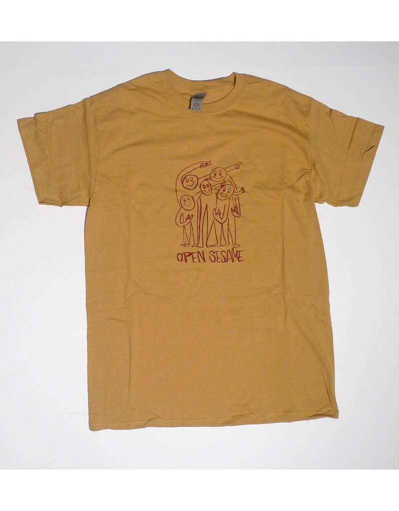Open Sesame Open Sesame Synergy T-shirt - Gold