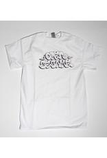 Open Sesame Open Sesame Graffiti T-shirt - White