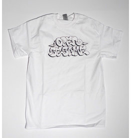 Open Sesame Open Sesame Graffiti T-shirt - White