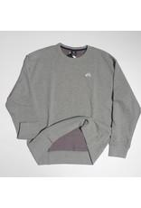 Nike SB Nike sb Skate Crew - Dark Grey Heather/White (Sustainable Materials)