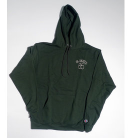 FA skates FA skates 85 Embroidered Hoodie - Forest Green