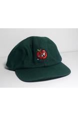 Open Sesame Open Sesame Red Apple Wool Hat - Green