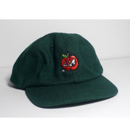 Open Sesame Open Sesame Red Apple Wool Hat - Green