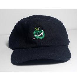 Open Sesame Open Sesame Green Apple Wool Hat - Black
