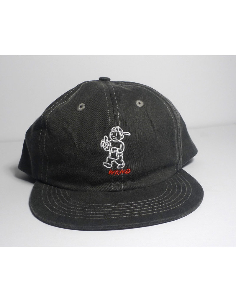 WKND brand WKND Lunch Money Hat - Black