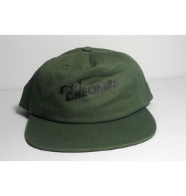 Theories Brand Theories Overlook Snapback Hat - Forest Green
