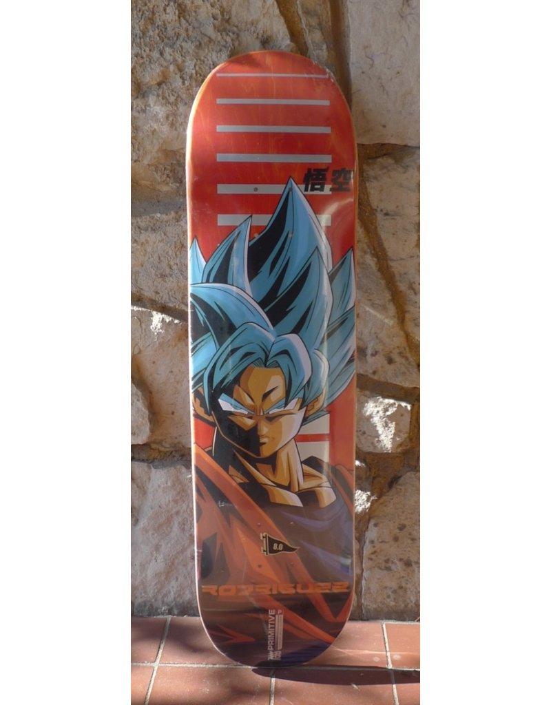 Primitive Primitive Rodriguez DBS Goku Deck - 8.0 x 31.913