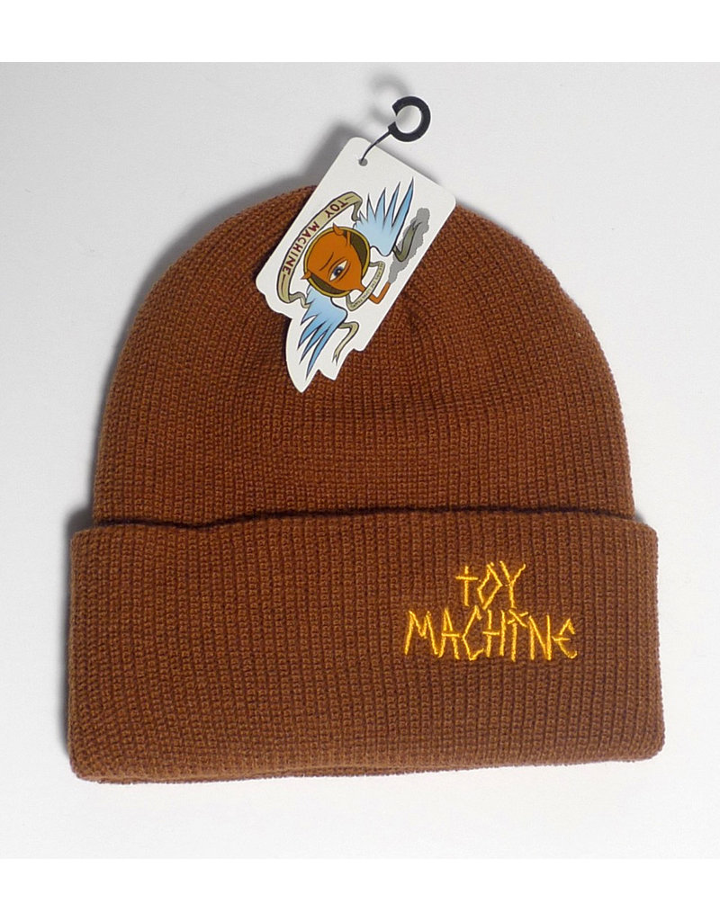 Toy Machine Toy Machine Tape Logo Beanie - Austin