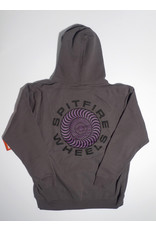 Spitfire Spitfire Classic Swirl Pullover Hoodie - Charcoal (LARGE)