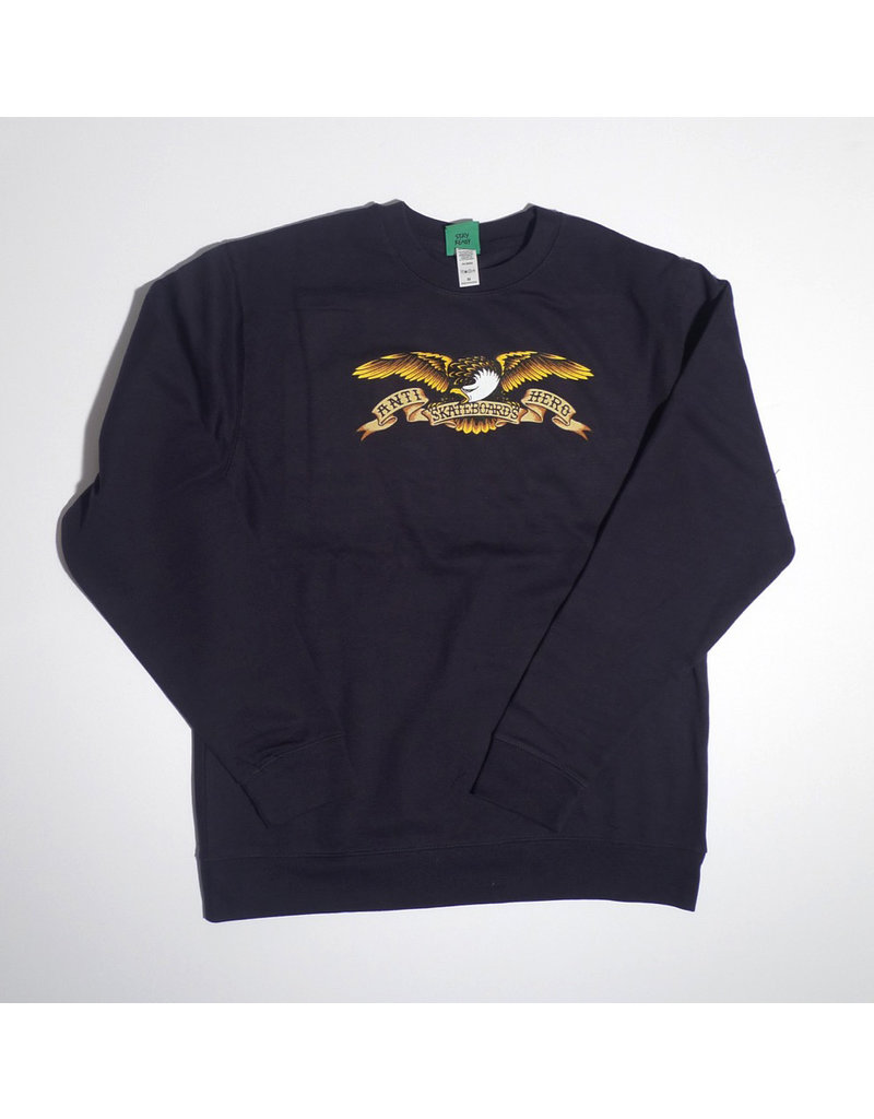Anti-Hero Anti-Hero Eagle Classic Crew neck - Navy