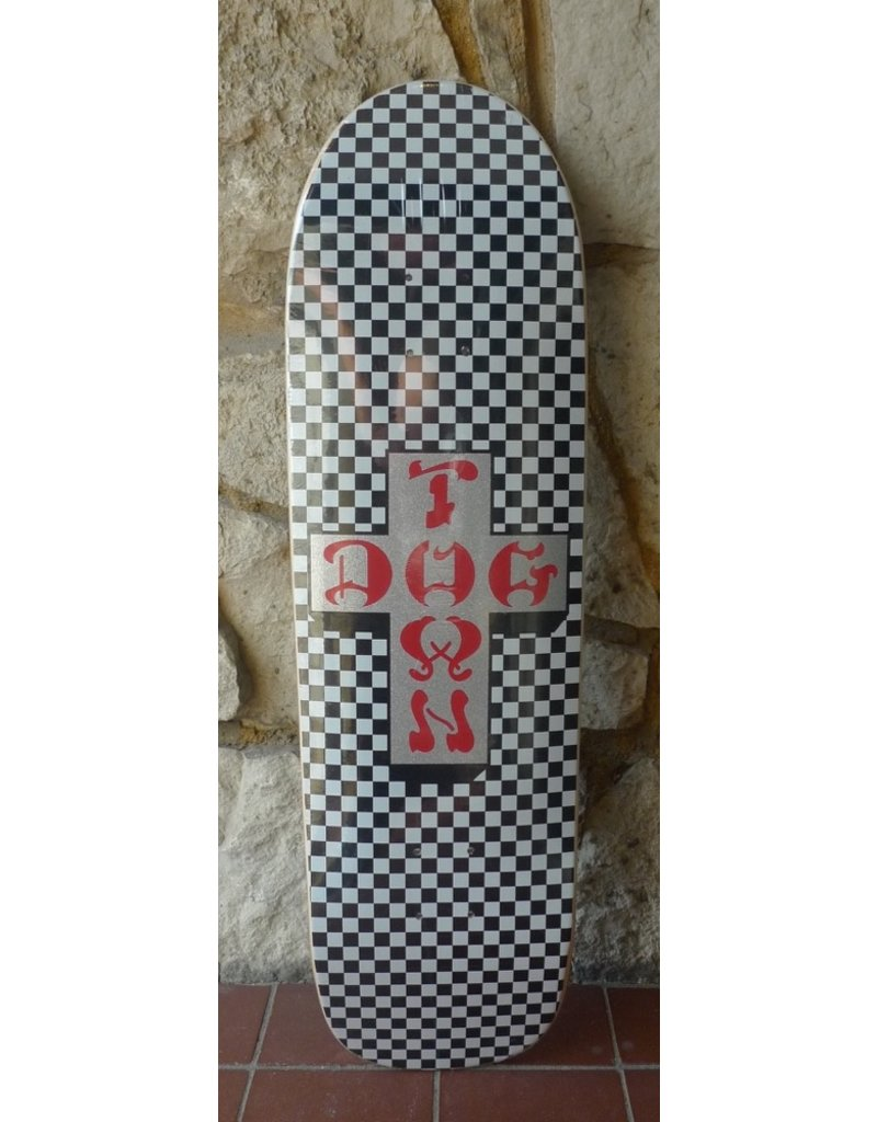 Dogtown Dogtown Pool School Checkerboard Deck - 8.87 x 32.35
