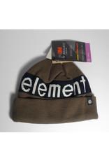 Element Element FTN Polar Beanie - Army Green