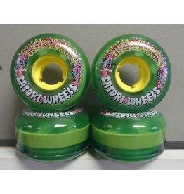 Satori Movement Satori Goo Ball Lil Nuggs Green 54mm 78a (set of 4)