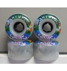 Satori Movement Satori Classic Goo Ball Skunk 60mm Grey 78a Wheels (set of 4)