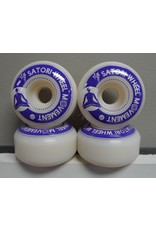 Satori Movement Satori Meditation Series Slim Shape 54mm 98a Wheels (set of 4)