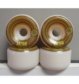 Satori Movement Satori Mandalic Conical Shape 54mm 101a Wheels (set of 4)