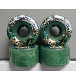 Satori Movement Satori Classic Goo Ball Super Kush Green 64mm  78a Wheels (set of 4)