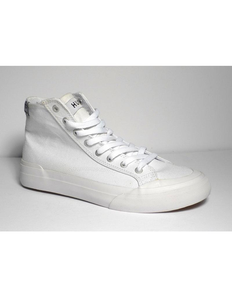 Huf Worldwide Huf Classic Hi ESS TX - White (size 6)