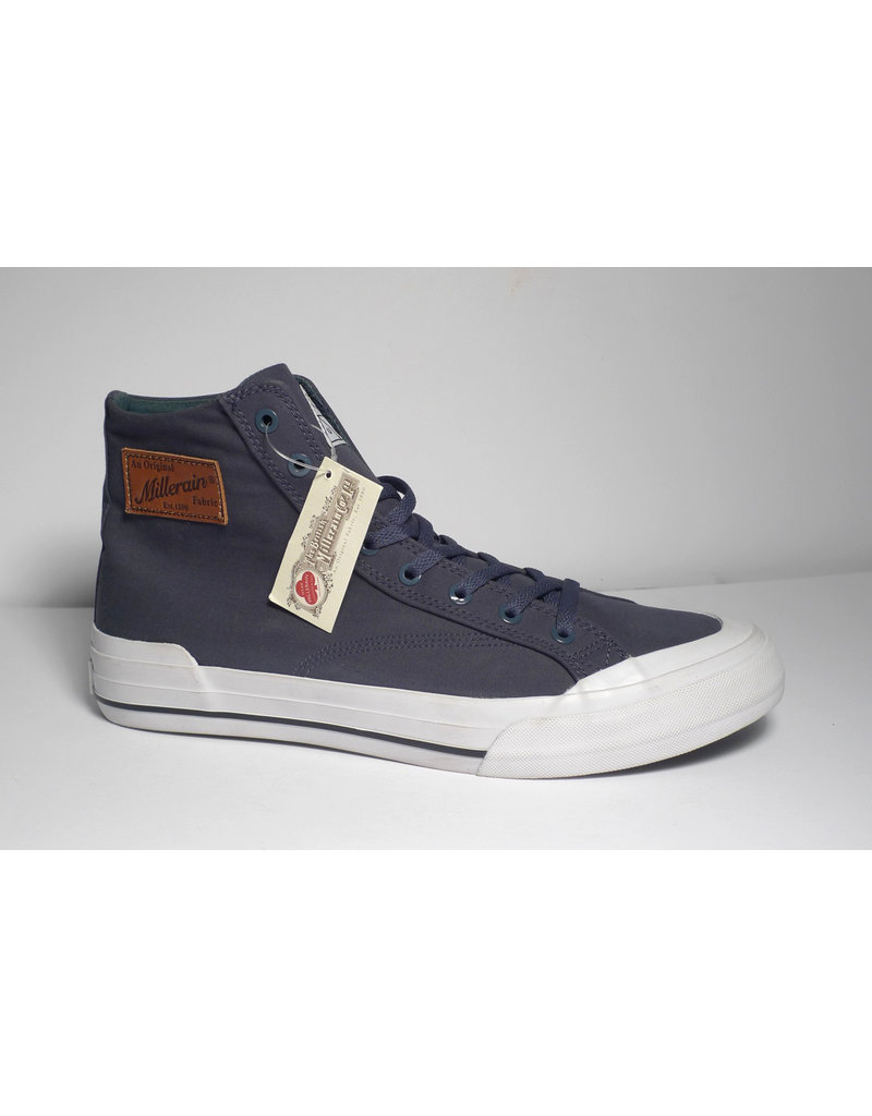 Huf Worldwide Huf Classic Hi - (British Millerian) Navy(size 8.5, 10, 10.5, 11 or 11.5)