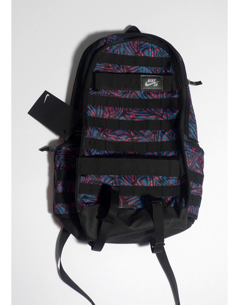 Nike SB Nike RPM Backpack - Black/Laser Blue