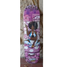 DGK DGK Williams Ghetto Land Deck - 7.9