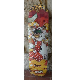 DGK DGK Fagundes Ghetto Land Deck - 8.0