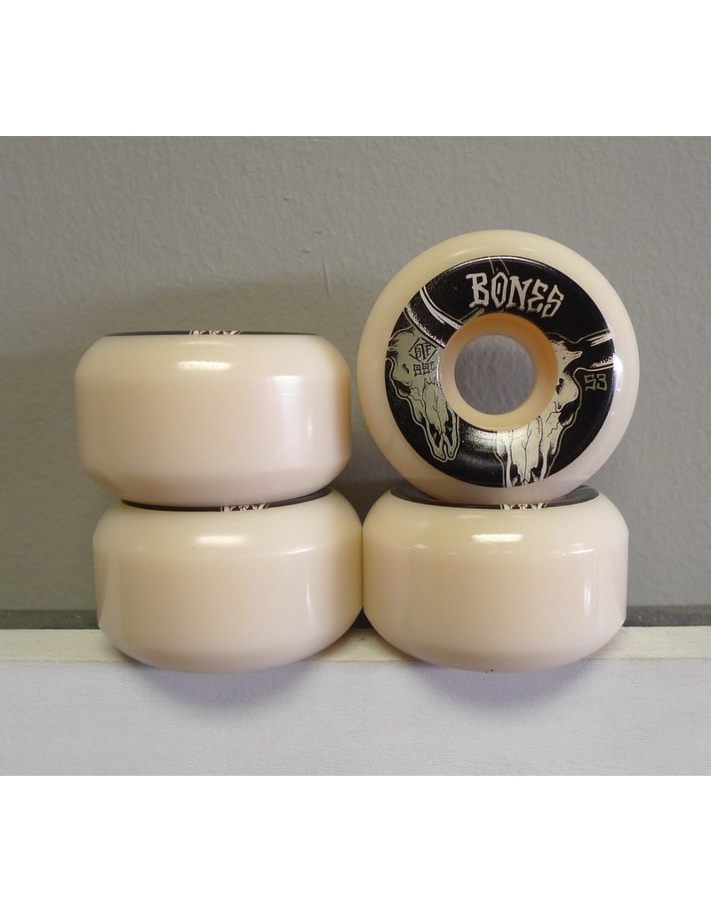 Bones Wheels Bones STF Desert Horns V5 Sidecuts 53mm 99a Wheels (set of 4)