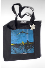 Pyramid Country Pyramid Country Phoenix Lights Tote Bag