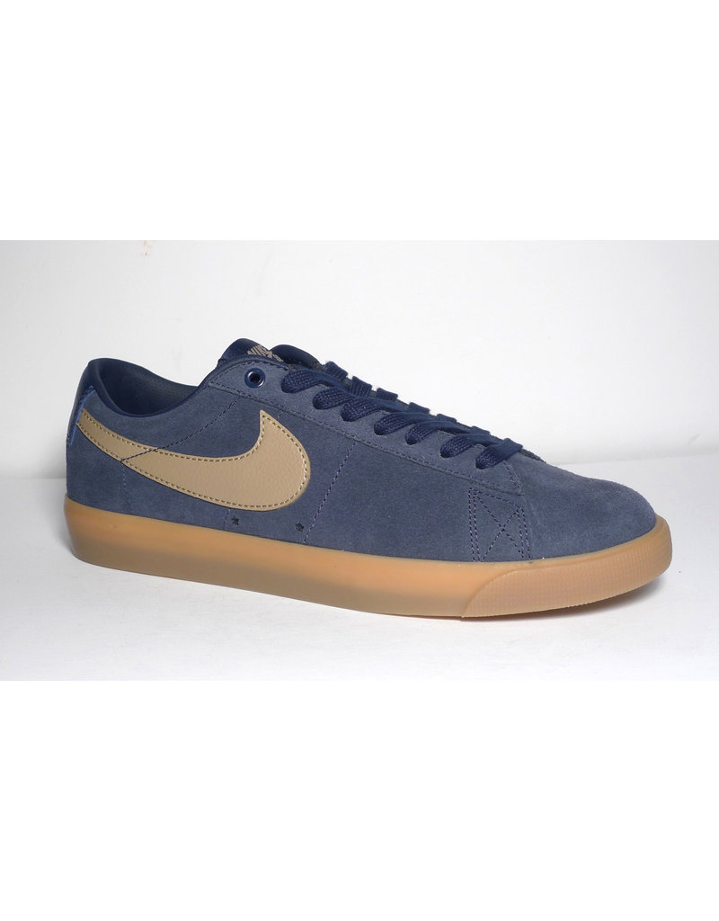 Nike SB Nike sb Zoom Blazer Low GT - Midnight Navy/Khaki