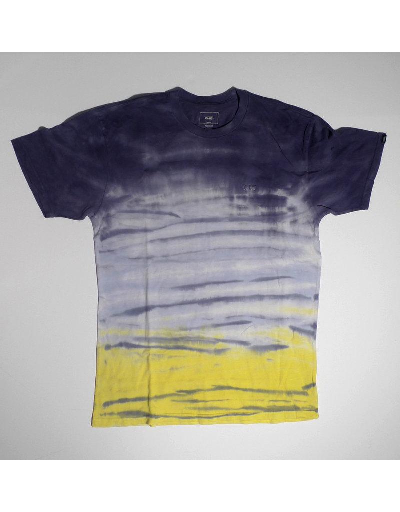 Vans Vans Sunset Wash T-shirt - Dress Blues (size  X-Large)