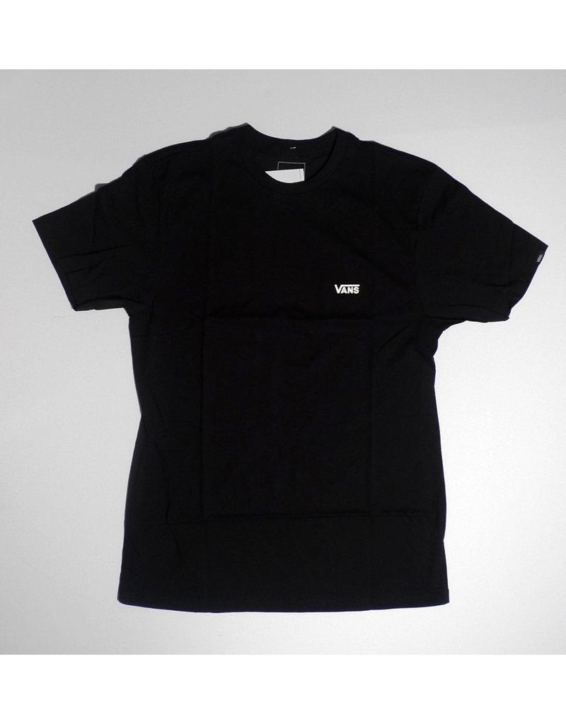 Vans Vans Illusion T-shirt - Black  (size Medium)
