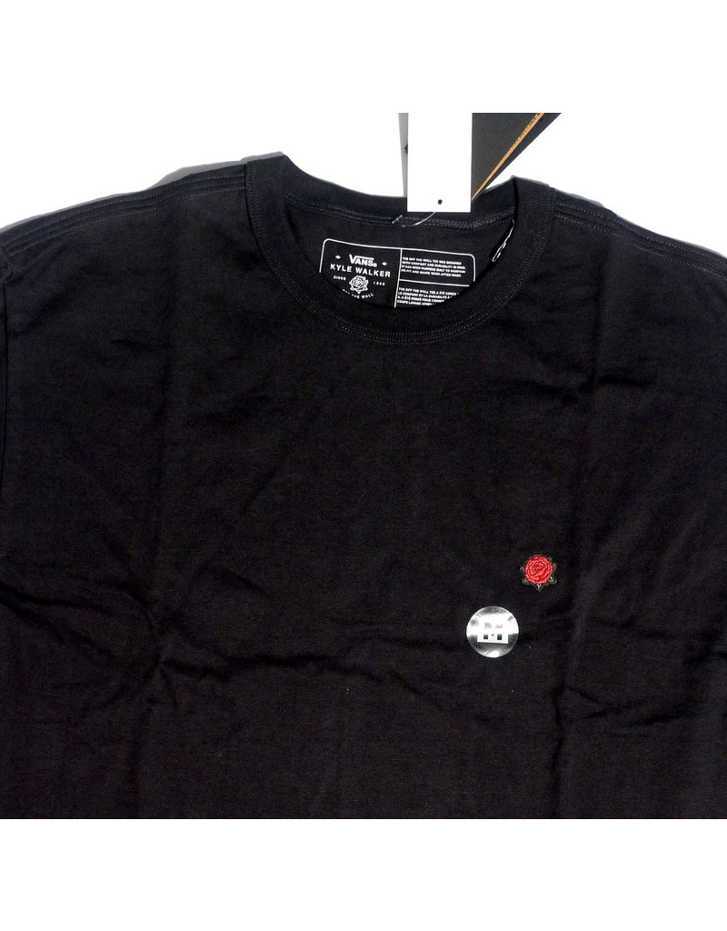 Vans Vans x Kyle Walker Long sleeve t-shirt - Black
