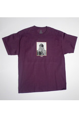 Theories Brand Theories Sphinx Heavy Duty T-shirt - Eggplant