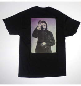 Theories Brand Theories Rasputin Heavy Duty T-shirt - Black (size Large)