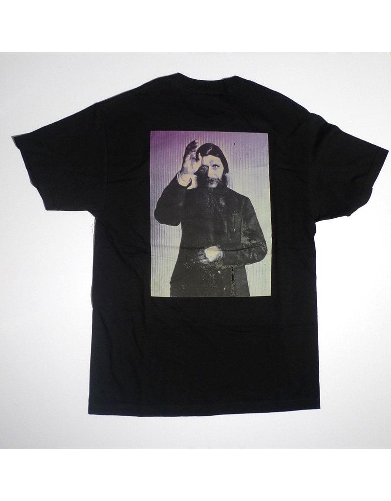 Theories Brand Theories Rasputin Heavy Duty T-shirt - Black  (size Large)