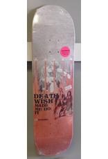 Deathwish Deathwish Kirby DW Made Me Do It deck - 8.25 x 31.5