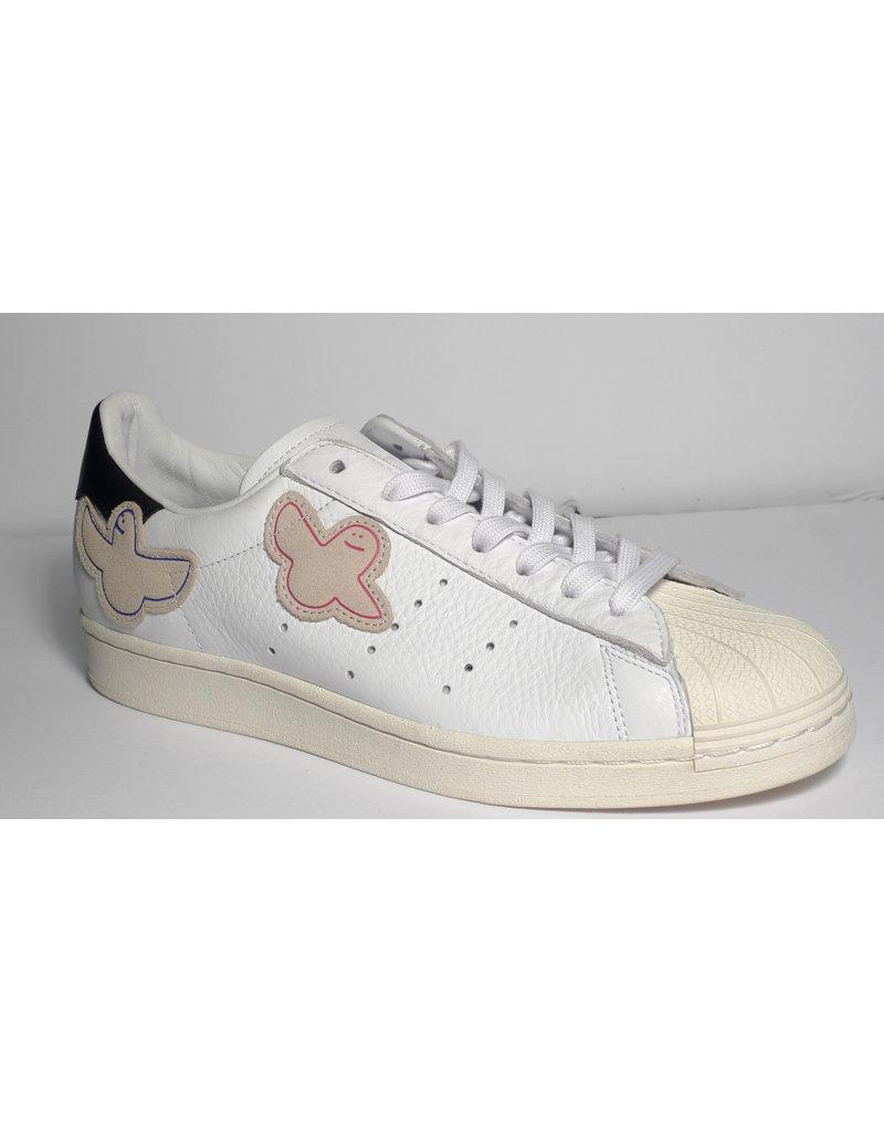 Adidas Adidas Superstar ADV x Gonz - White (sizes  9.5 or 13)