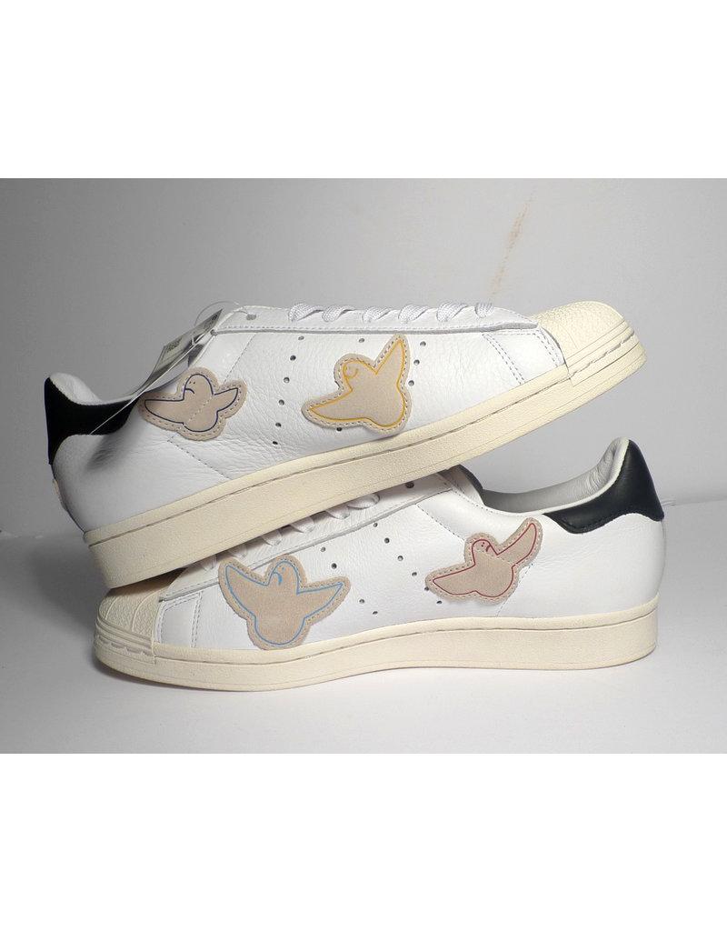 Adidas Adidas Superstar ADV x Gonz - White (sizes 8, 9.5, 11, 11.5 or 13)