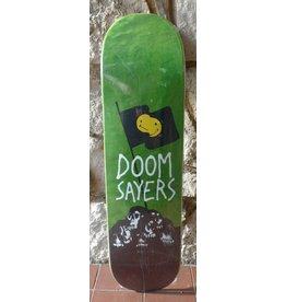 Doom Sayers Doom Sayers Team Skull Flag Deck - 8.25 (hand screened)