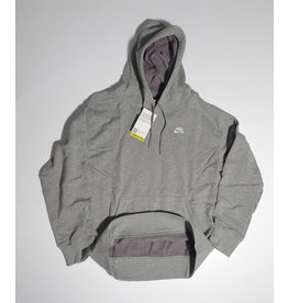 Nike SB NIke sb Skate Hoodie - Dark Grey Heather/White (Size Small or X-Large)