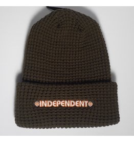 Independent Independent Uphold Long Shoreman Beanie - Army