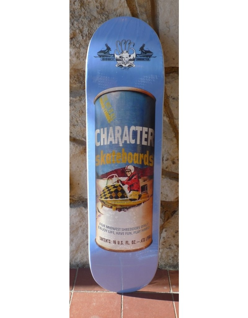 Character Character Oil Can Blue Deck - 8.0